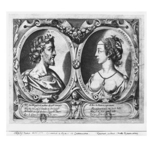 pierre-de-ronsard-aged-27-and-cassandre-salviati-claude-mellan-engraving-b-w-photo